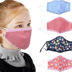 3 PC's reusable washable breathable kids face mask